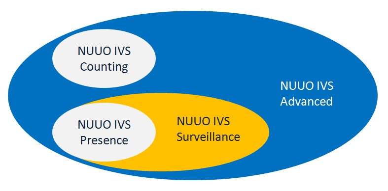 nuuo IVS license
